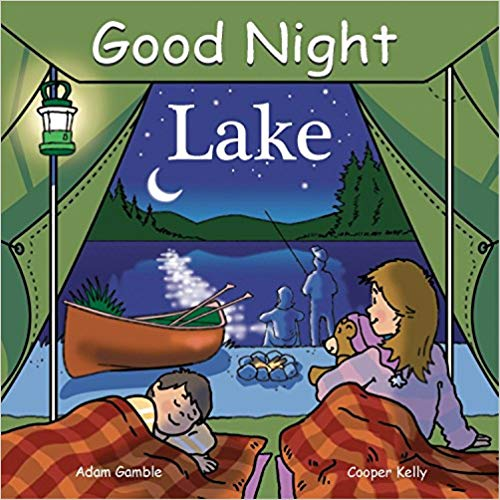 Goodnight Lake - New Book - Stomping Grounds