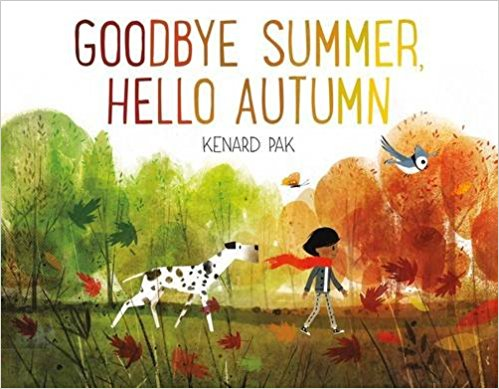 Goodbye Summer. Hello Autumn - New Book - Stomping Grounds