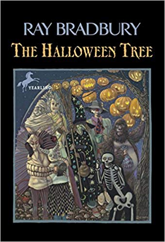 The Halloween Tree - New Book - Stomping Grounds