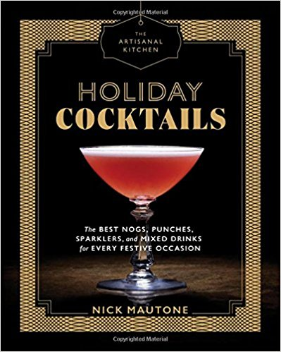 Holiday Cocktails - New Book - Stomping Grounds