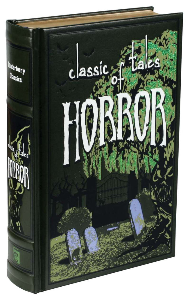 Classic Tales of Horror - Leatherbound Edition
