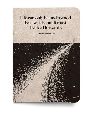 Soren Kierkegaard Pocket Notebook