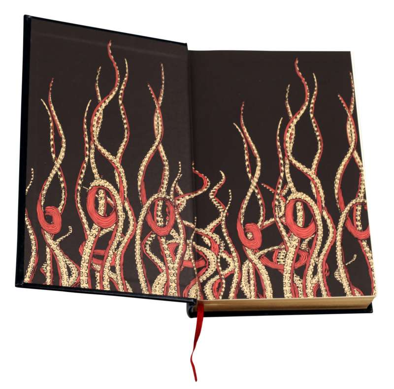 H. P. Lovecraft Tales of Horror - Leatherbound Edition
