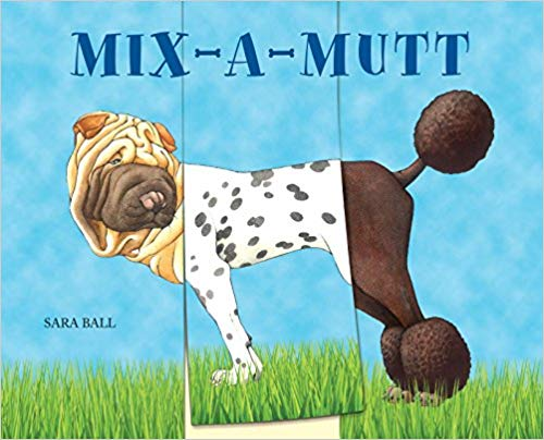 Mix-A-Mutt - New Book - Stomping Grounds