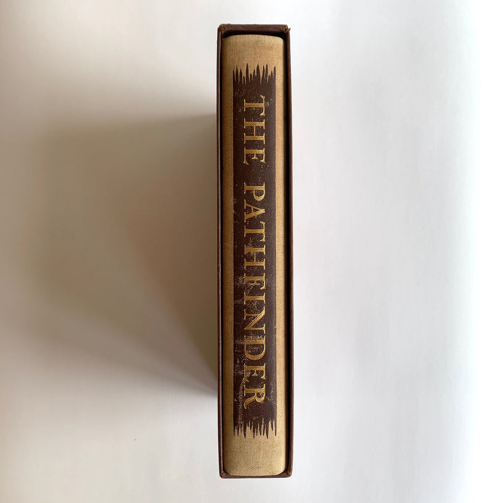 Vintage Book- The Pathfinder by James Fenimore Cooper