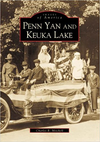 Images of America- Penn Yan and Keuka Lake