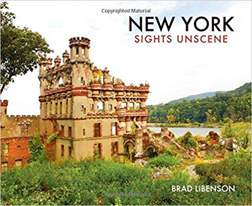 New York- Sights Unscene - New Book - Stomping Grounds