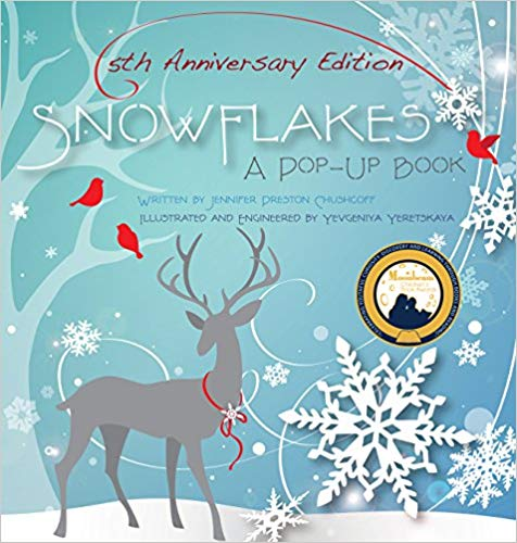 Snowflakes- A Pop-Up Book - New Book - Stomping Grounds