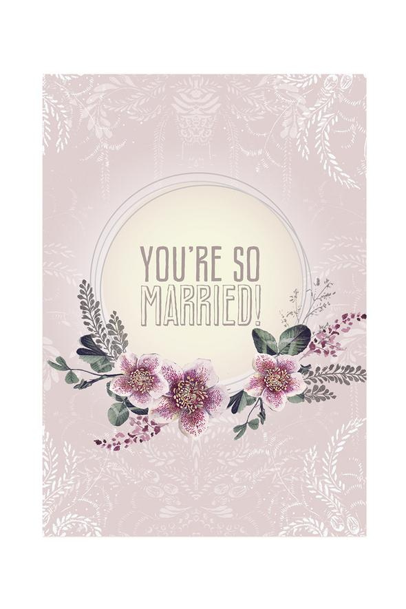 So Married - Notecard - Stomping Grounds