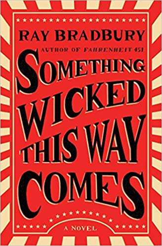 Something Wicked This Way Comes - New Book - Stomping Grounds