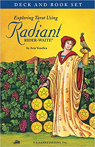Exploring Tarot Using Radiant Rider-Waite - New Book - Stomping Grounds