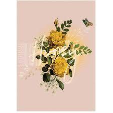 Thank You Roses - Notecard - Stomping Grounds