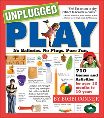 Unplugged Play - New Book - Stomping Grounds
