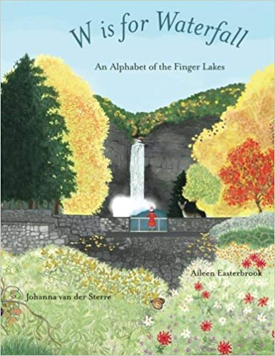 W is for Waterfall - New Book - Stomping Grounds