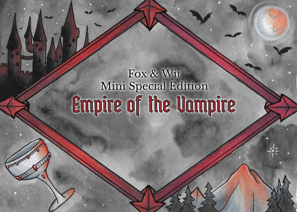 Empire of the Vampire Mini Special Edition