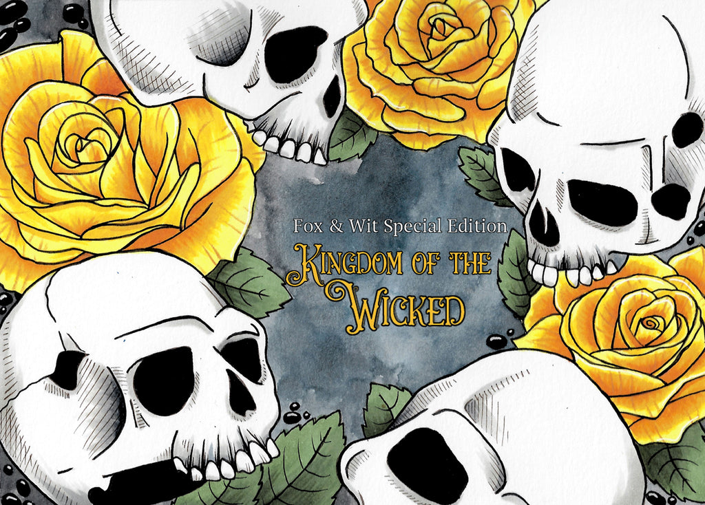 Kingdom of the Wicked Special Edition
