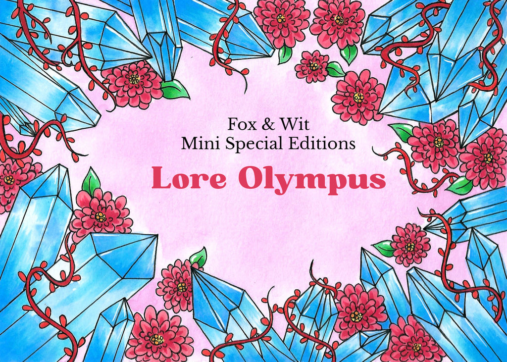 Lore Olympus Mini Special Edition