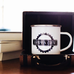 Lunar Chronicles camp mug