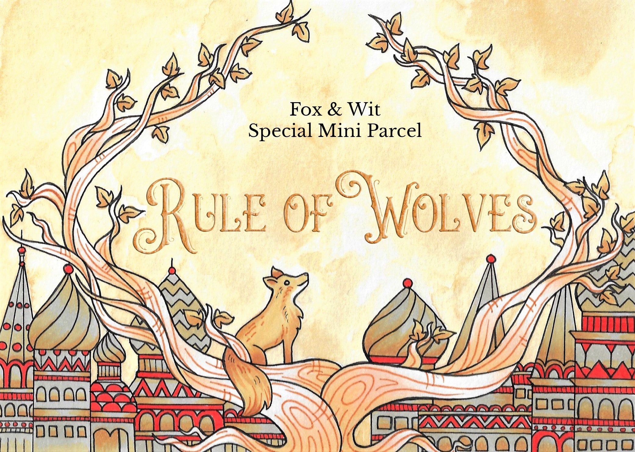 Rule of Wolves Special Mini Parcel