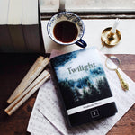 Twilight series dust jacket