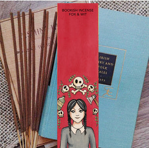 Bookish Incense- Addam's Family