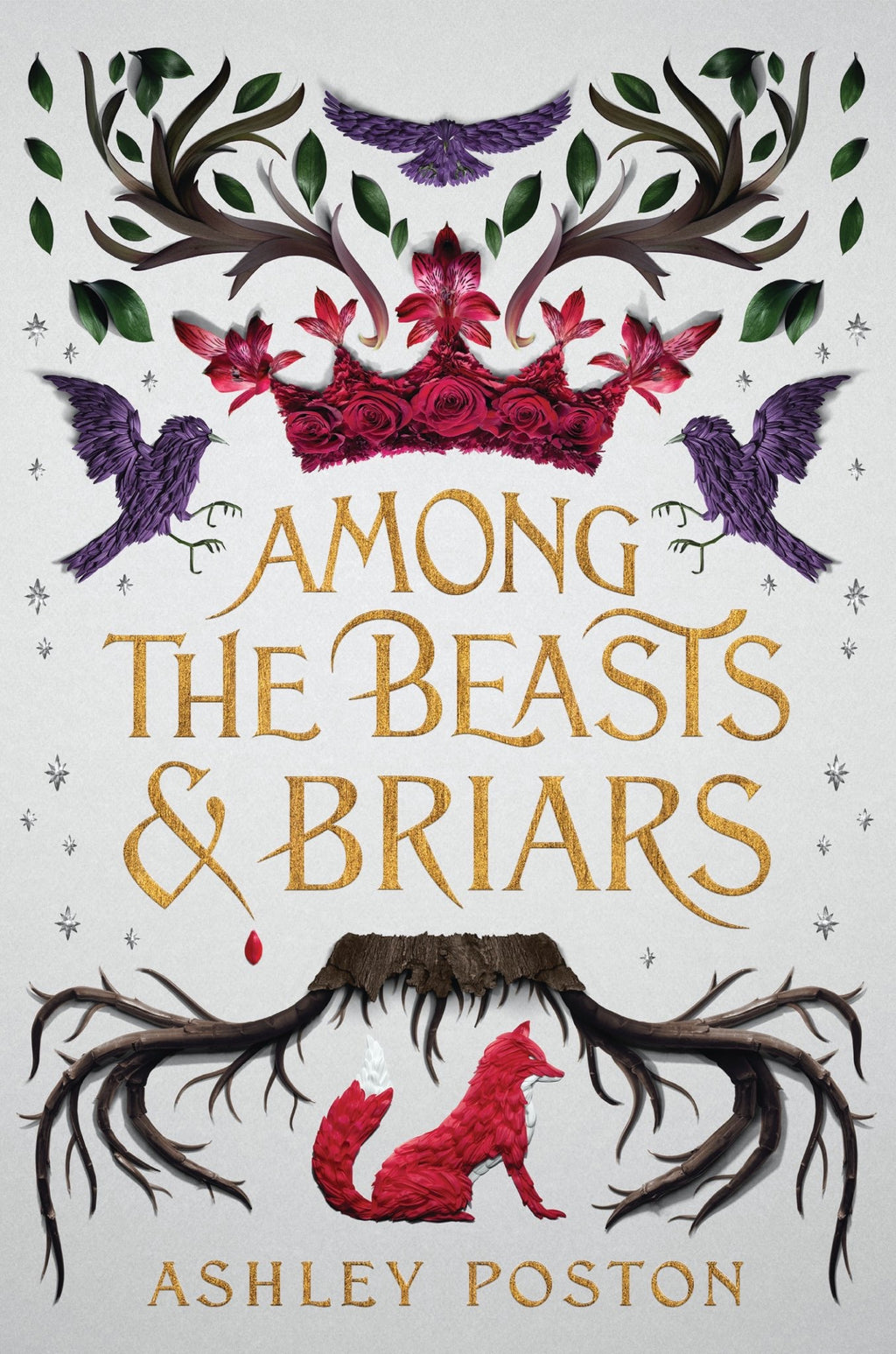 Among the Beasts and Briar (exclusive illustrated cover)