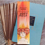 Incense- Aries, ASTROLOGY line