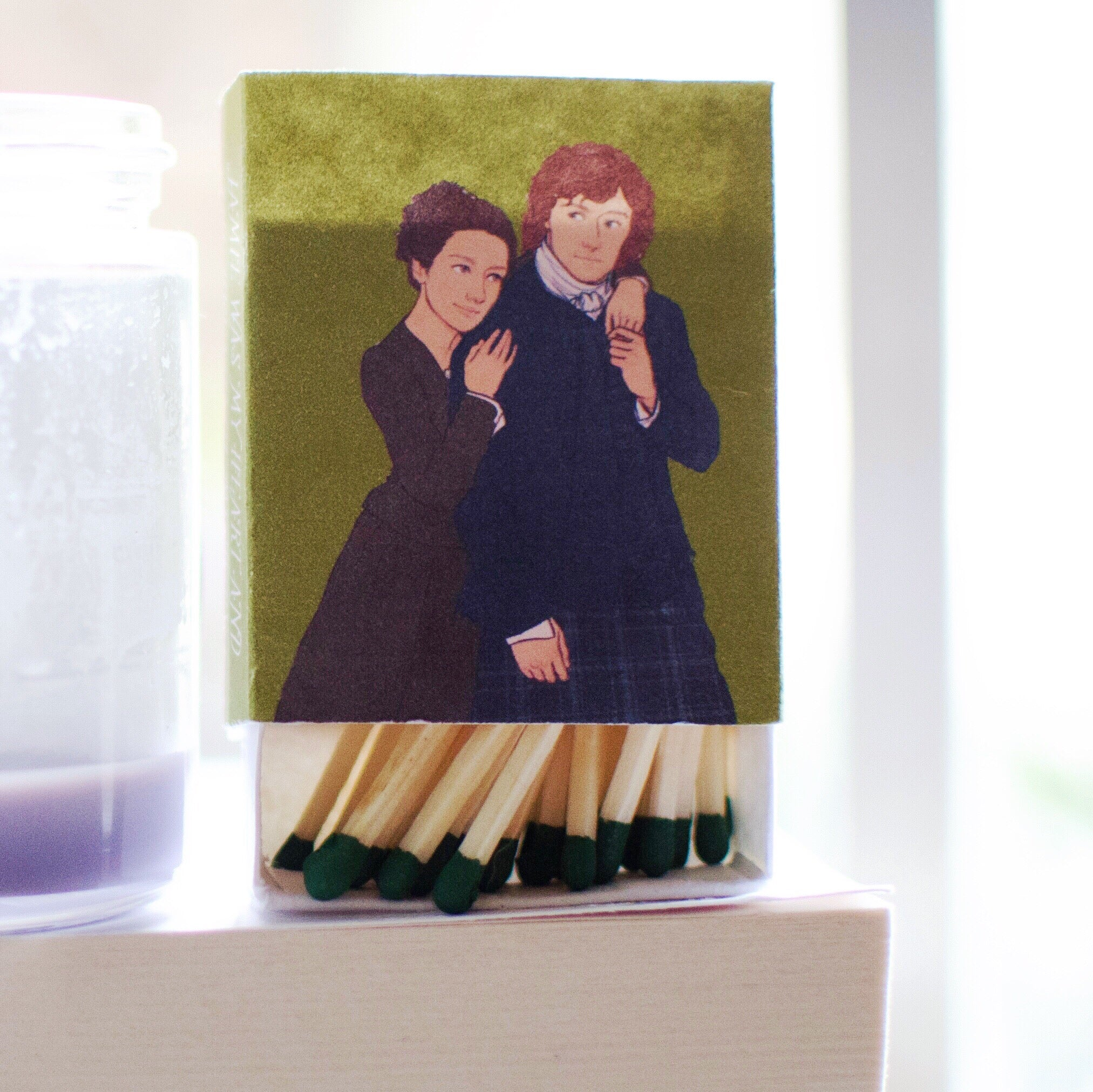 OTP Matchbox-Claire and Jamie