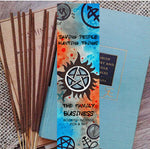 Bookish Incense- Family Business, Supernatural