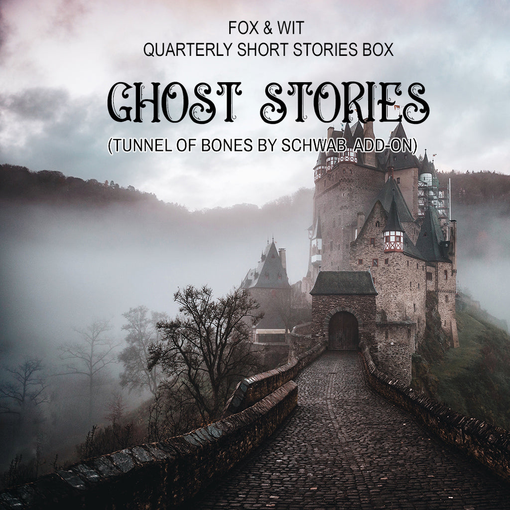 Quarterly Box- Tunnel of Bones and Ghost Stories