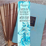 Incense- Water Wolves, ACOMAF series