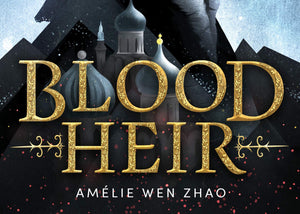 Blood Heir debut edition