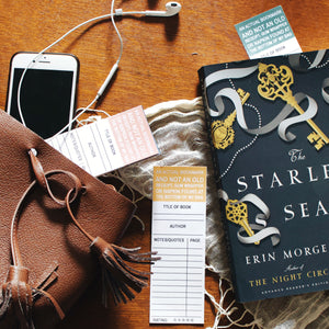 Travel Bookmark Pad