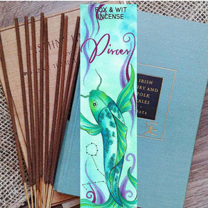 Incense- Pisces, ASTROLOGY