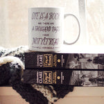 mug- Will Herondale Quote
