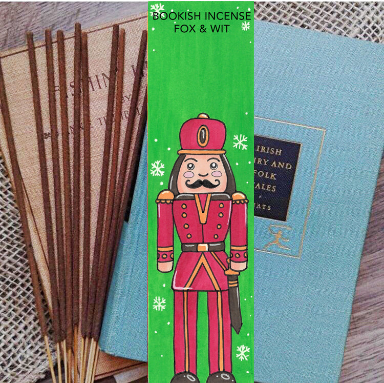 Bookish Incense- The Nutcracker