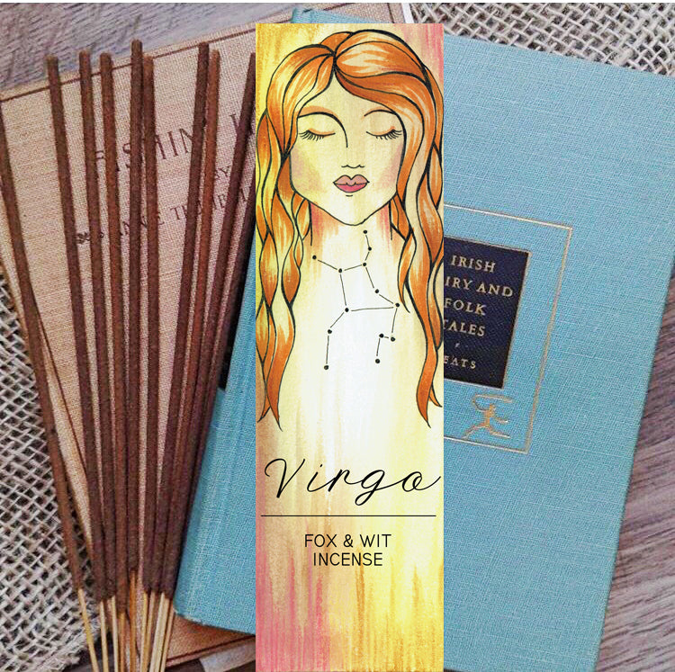 Incense- virgo, ASTROLOGY