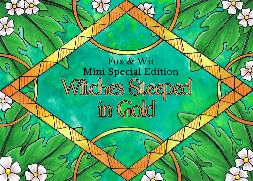 Witches Steeped in Gold Special Edition