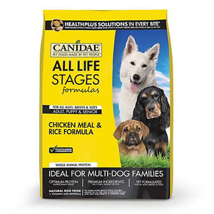 Canidae All Life Stages Dog Food - Chicken Meal & Rice