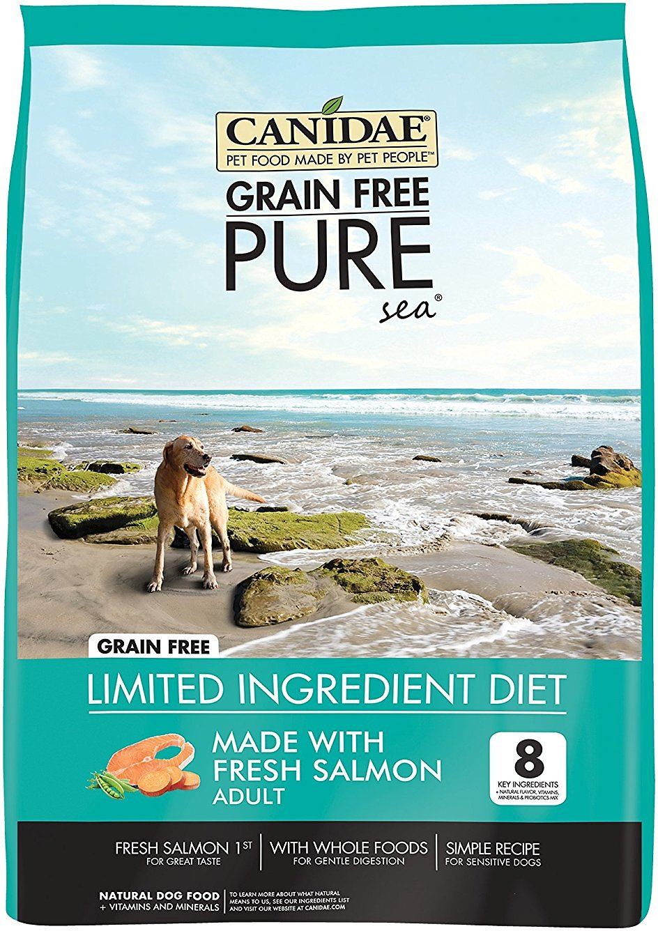 Canidae Pure Sea Dog Food