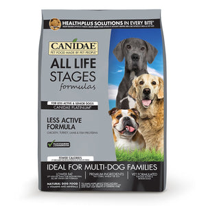 Canidae Platinum Dog Food for Seniors