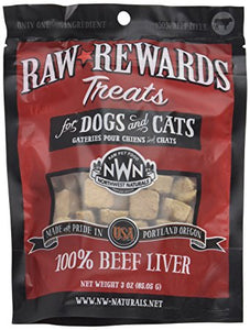 Northwest Naturals Freeze Dried Beef Liver Treat