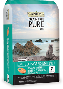 Canidae Pure Sea Dry Cat Food