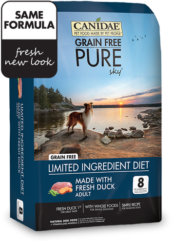 Canidae Grain Free Dog Food - Pure Sky