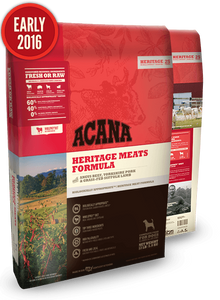 Acana Heritage Dog Food - Heritage Meats