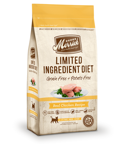 Merrick Limited Ingredient Cat Food - Chicken Recipe