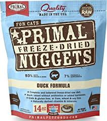 Primal Freeze Dried Cat Food - Duck