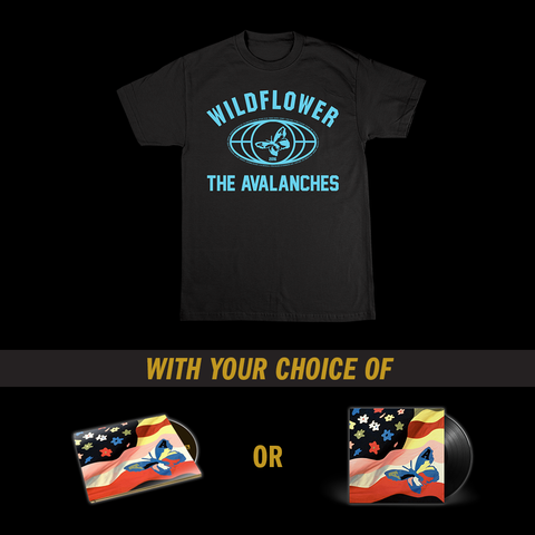 Wildflower T-Shirt + Music Bundle