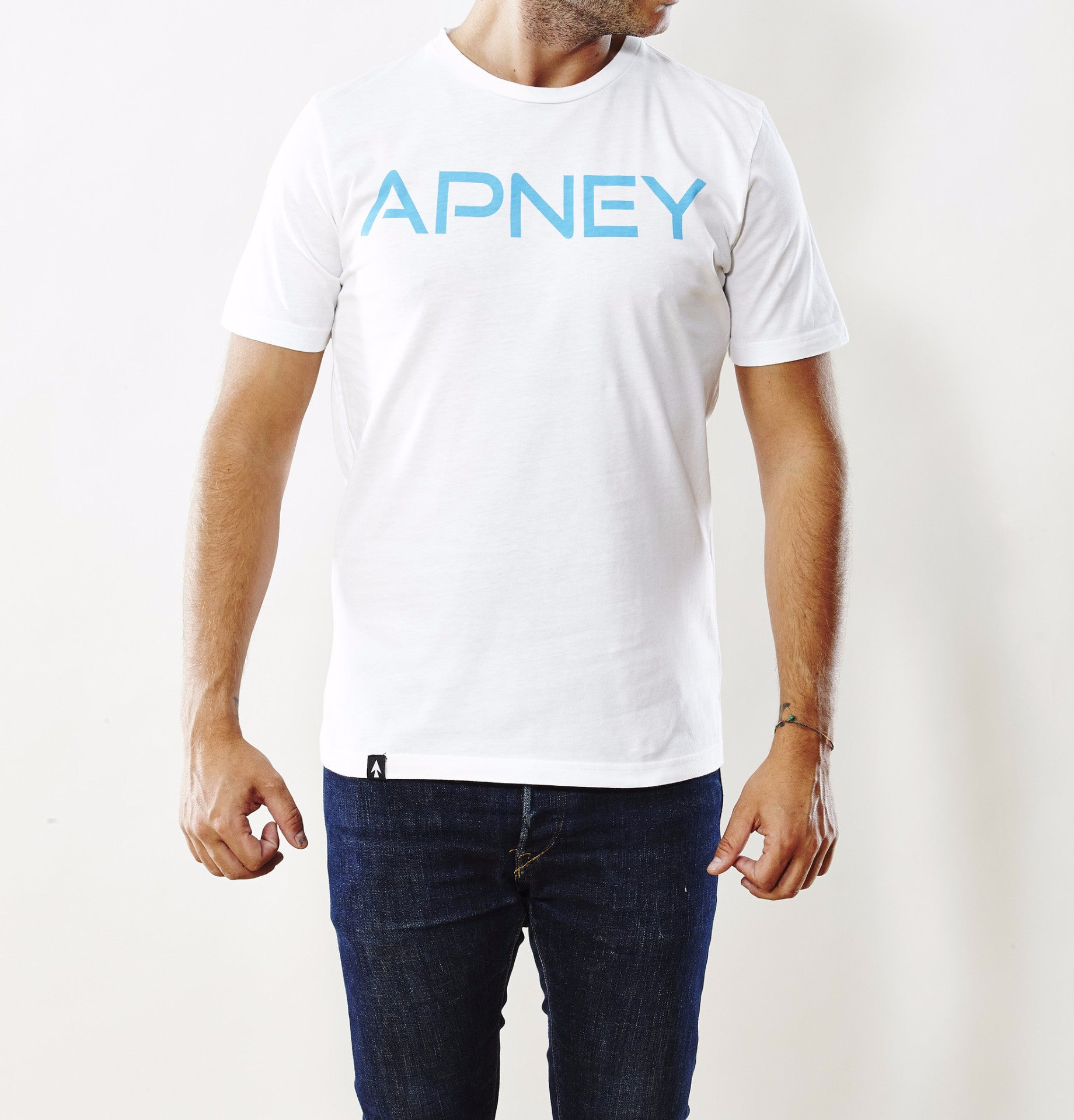Apney White&Blue T-shirt