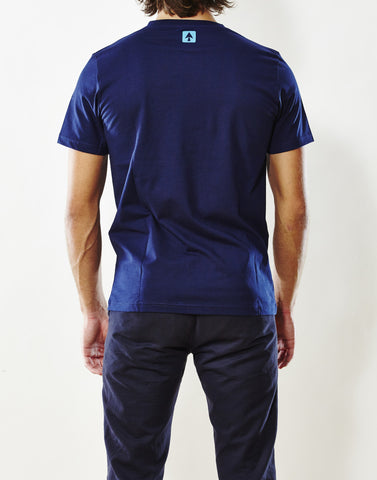 Apney Pocket Blue T-shirt